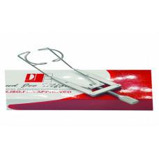 D10-5672 liebermann speculum D Shape closed wire
