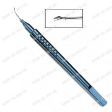 DT50-7655-MICS Capsolurhexis Forcep Titanium