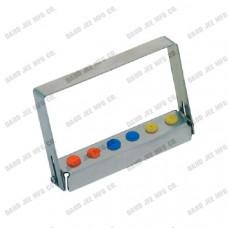DJ-3080 6 Holes-Bur Holder Stand